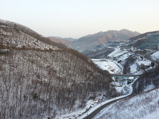 east korea ski