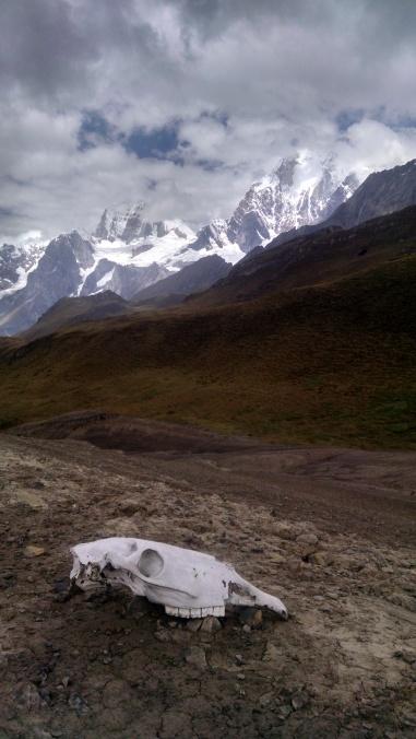 Cordillera Huayhuash on a Solo Trek