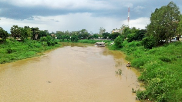 Battambang Wet Season