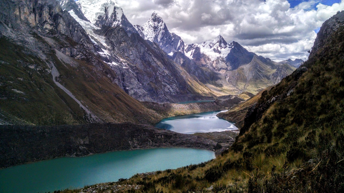 Hiking the Huayhuash