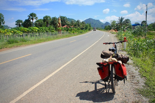 Bike Tour to Phnom Penh Cambodia