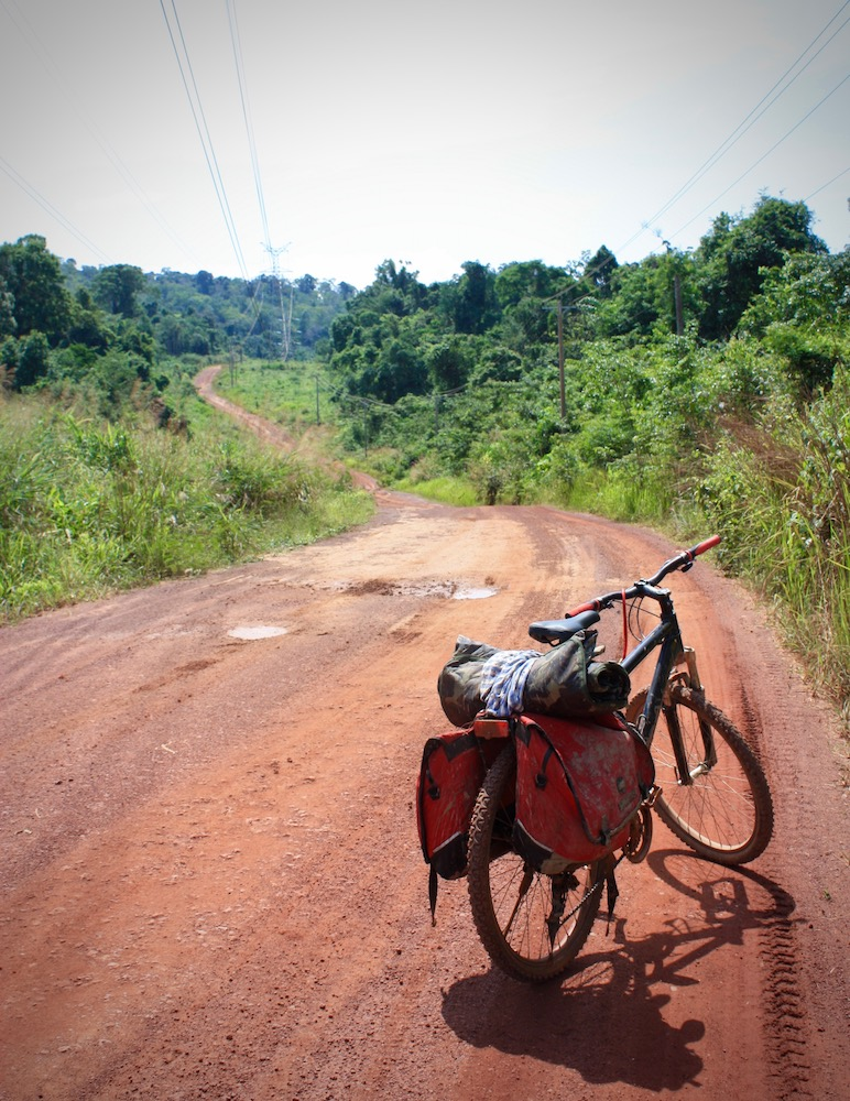 cardamom mountain road cambodia