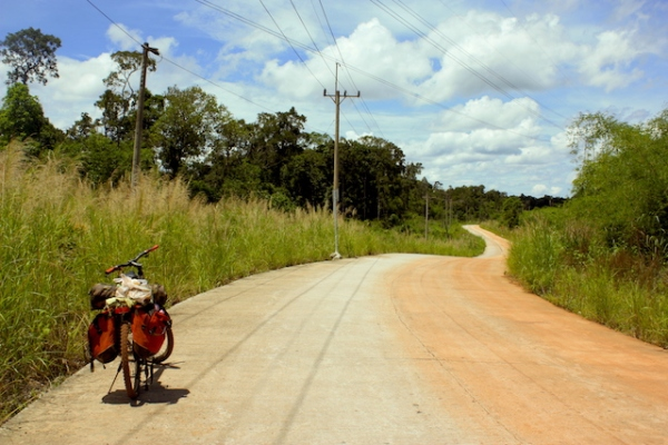 cardamom mountain road koh kong
