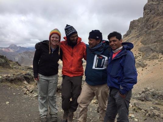 Hiking the Cordillera Huayhuash Circuit