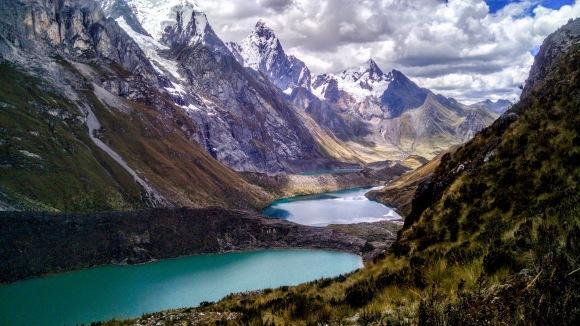 Siula Pass Cordillera Huayhuash Circuit