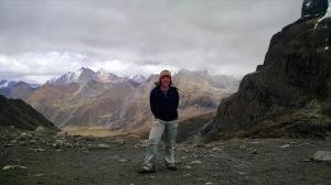Hiking the Cordillera Huayhuash Solo
