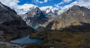 Cara Cara Pass Alpamayo Circuit Peru