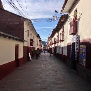 Urubamba Streets