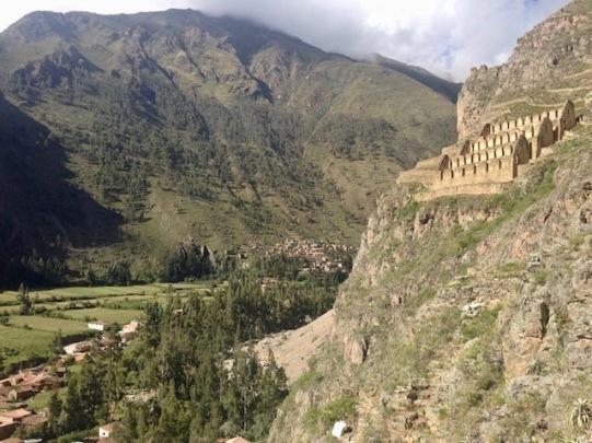 Ollantaytambo Free Ruins