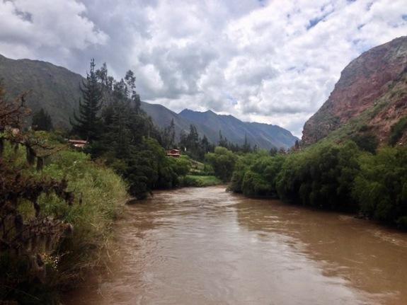 Rio Urubamba