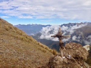 Hiking in the Sacred Valley Peru
