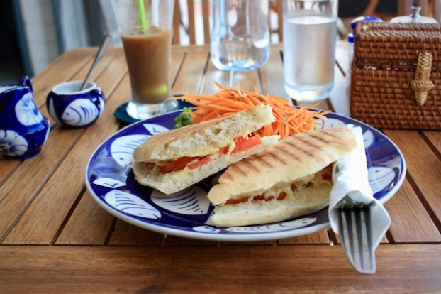 Epic Arts Cafe Kampot Panini