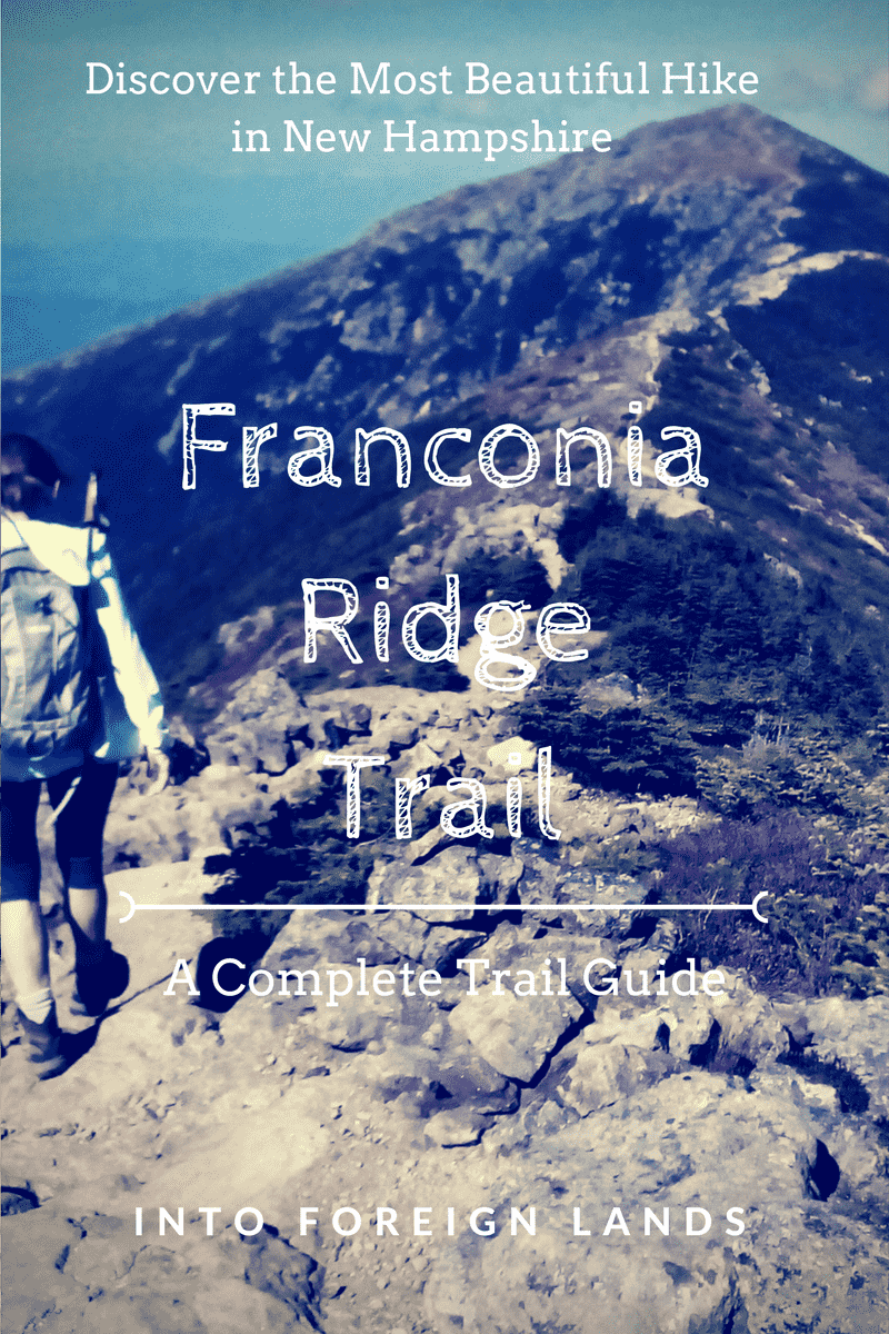 Franconia Ridge Trail: One of the Best Hikes in New Hampshire, USA
