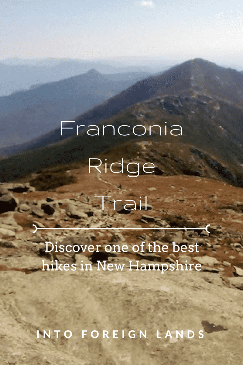 Discover Franconia Ridge Trail: A Beautiful Day Hike in New Hampshire's White Mountains