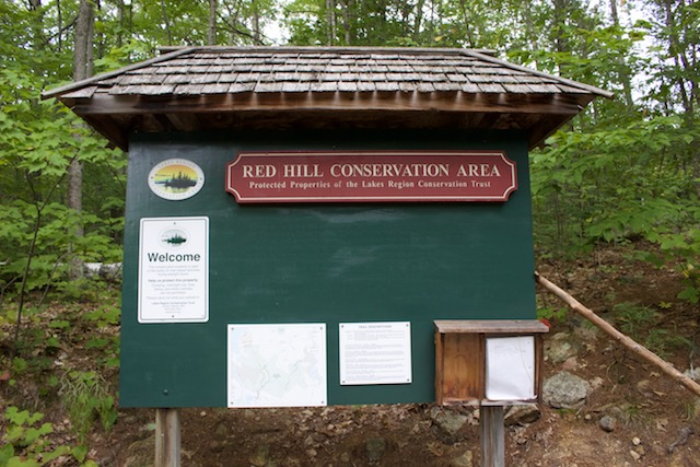 Red Hill Trail Information