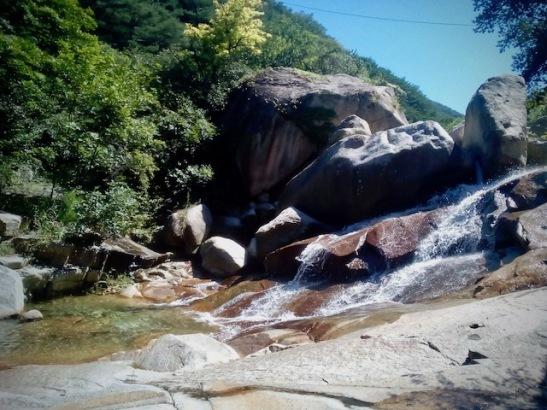 Bukhansan Mountain Trail