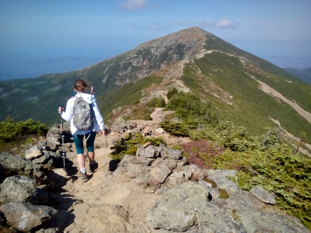 Best Hikes in New Hampshire Franconia Ridge Trail