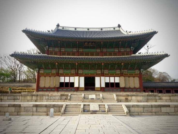 Royal Palace Seoul South Korea