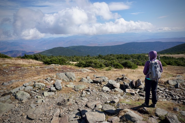 Moosilauke Summit Views