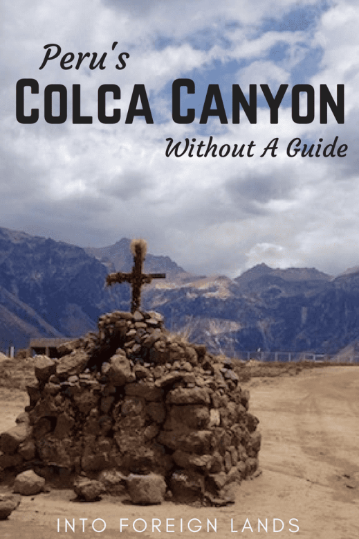 How to Hike Colca Canyon without a Guide - What to do in Peru