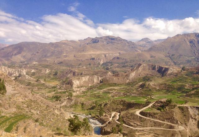 Colca Canyon Views