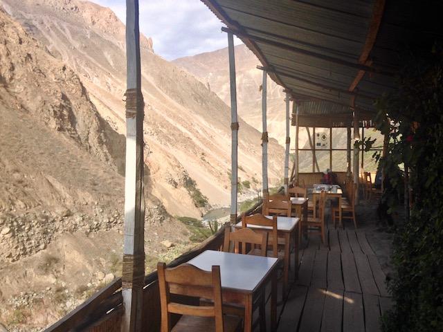 Llahuar Guesthouse colca canyon