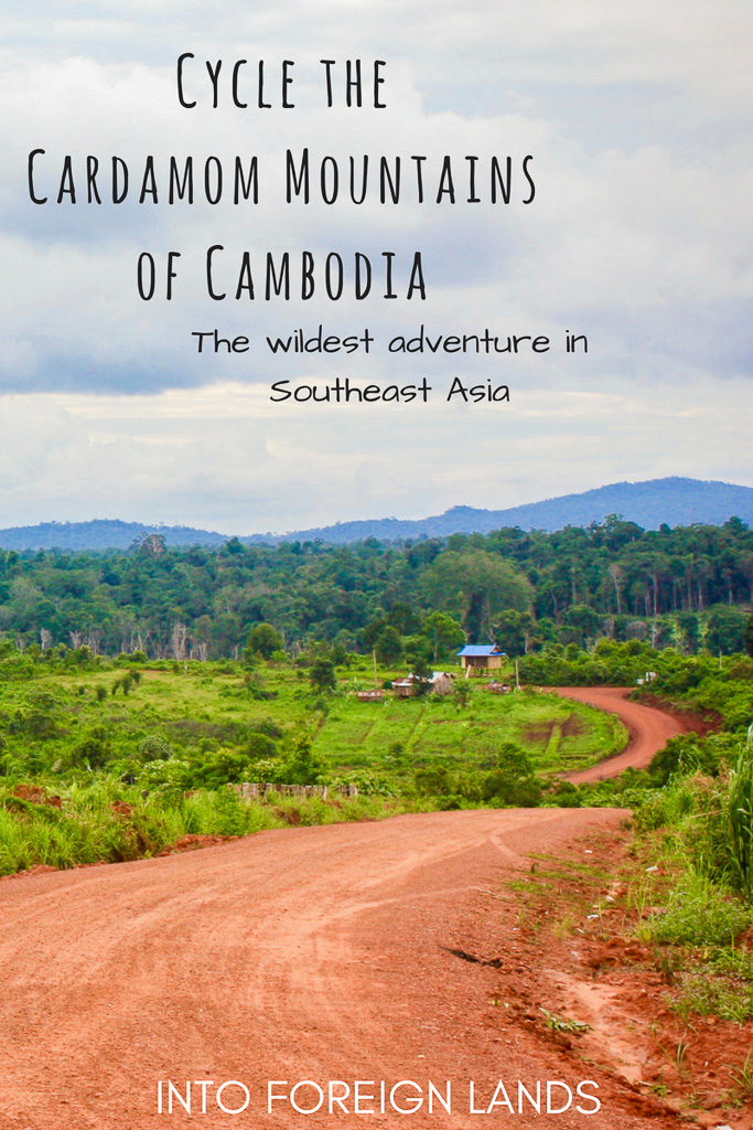 How to Ride from Battambang to Koh Kong through the Cardamom Mountains of Cambodia