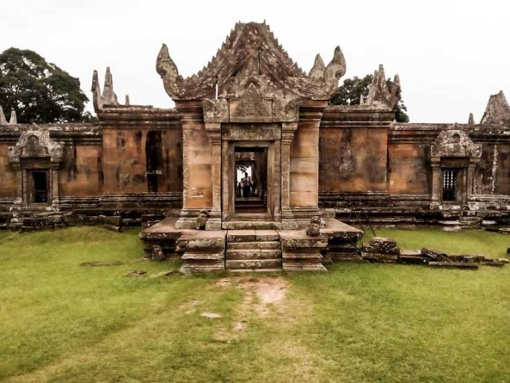 How to get to preah vihear temple