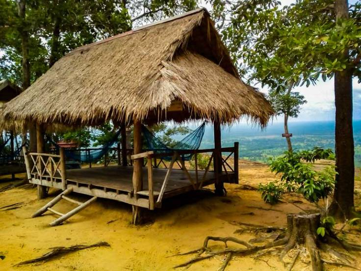 Ta Moks House Anlong Veng Cambodia