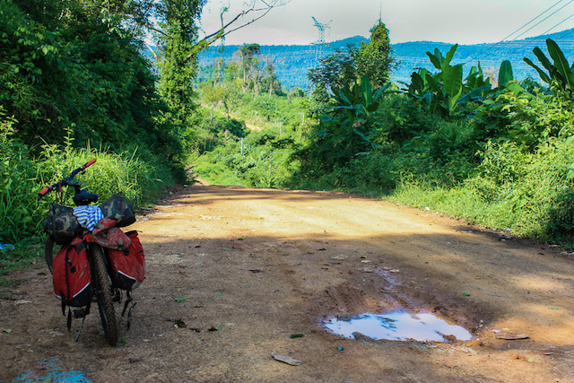cycling in the cardamom mountains