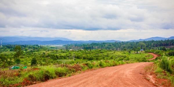 view of o soam cambodia