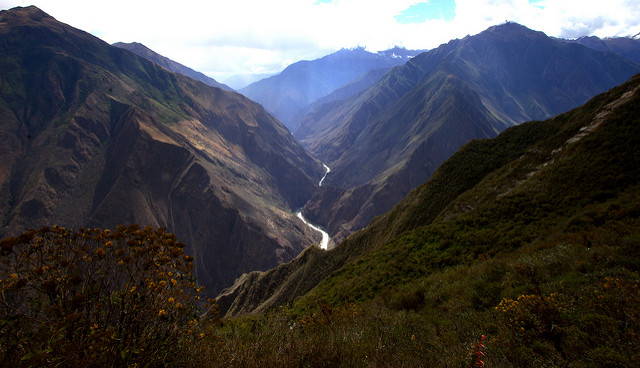 Apurimac River Valley