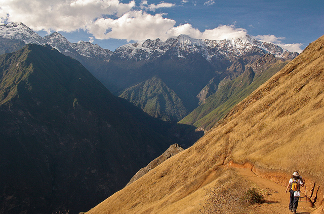 Hike to Choquequirao from Cachora