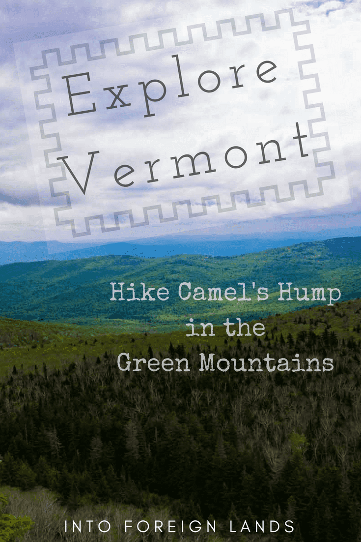 Hike Camel's Hump in Vermont's Green Mountains via the Long Trail