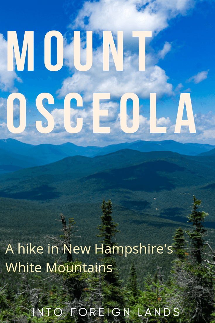 Hike Mount Osceola from Tripoli Road with this complete guide to one of the most scenic hikes in New Hampshire's White Mountains