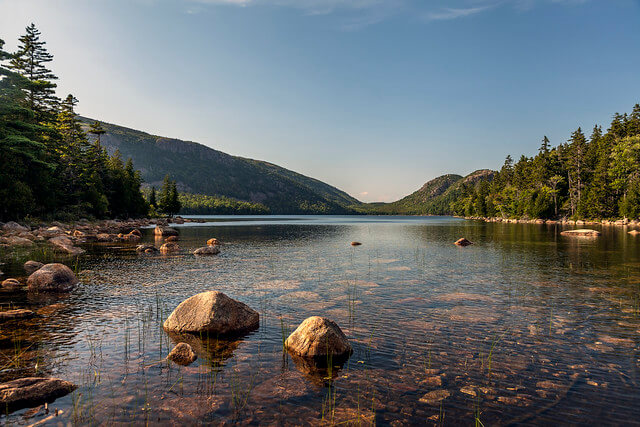 Acadia National Park, Maine, New England